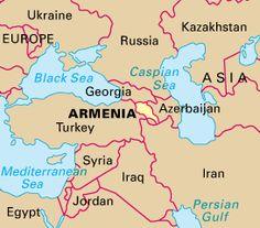 Adventure Armenia Armenia Azerbaijan And Outdoor Recreation - Where is armenia