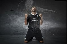 17ce7ea4bb9 Real Madrid strike fear with new Adidas dragon-inspired kit Real Madrid  2014
