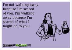 Hahahaha! Seriously!!