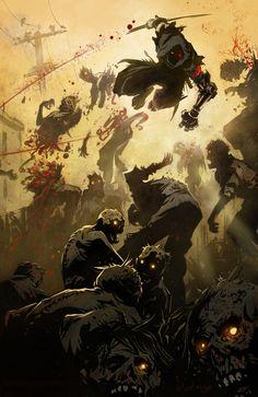 Yaiba: Ninja Gaiden Z utilizará la tecnología Unreal Engine 3   BornToPlay. Blog de videojuegos