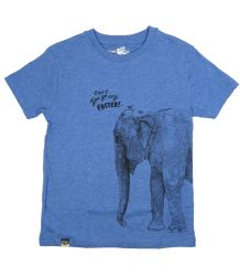 Lion of Leisure - T-shirt Olifant
