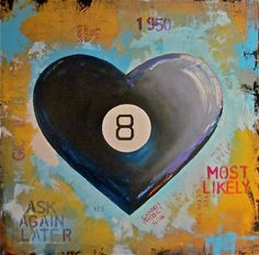 Heart Art - Tina Palmer Studios, Inc. Heart Art, My Heart, Unique Anniversary Gifts, Valentine Day Love, Heart Shapes, Studios, Hearts