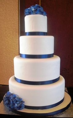 NancyKay's Confections - Wedding Cake