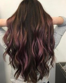 Gorgeous fall hair color for brunettes ideas (89)