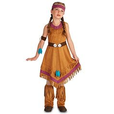Native Princess Girl Child Costume L 1214 >>> Click image to review more details.