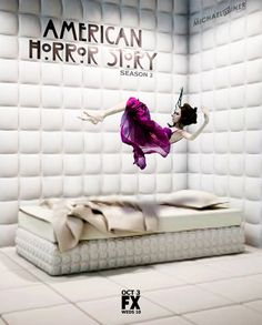 AMERICAN HORROR STORY. SEASON 2.  This years story takes place inside an insane asylum. Good news for fans of Evan Peters and Zachary Quinto. They will be returning. YAY!!  Cant wait !!!