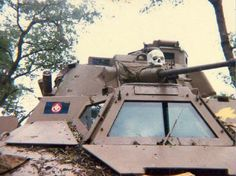 Skull soldier FAPLA the South African armored personnel carrier RATEL. Military Life, Military History, Once Were Warriors, South African Air Force, Armoured Personnel Carrier, Defence Force, Armored Fighting Vehicle, Troops, Soldiers