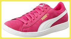 Puma Damen Vikky Sneakers, Pink (Rose Violet White 17), 41 EU - Sneakers für frauen (*Partner-Link)