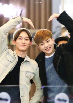 Chen and Xiumin
