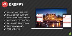 Droppy - Online file sharing - https://codeholder.net/item/php-scripts/droppy-online-file-sharing