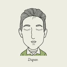 The Characters of Wes Anderson Illustrations