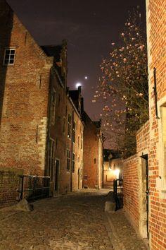 Great Beguinage, Leuven, Belgium