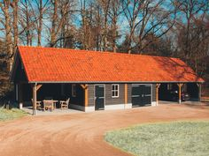 Garage Shop, Garages, Stables, Barn, Architecture, Tiny Houses, House Styles, Building, Wood