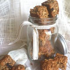 Recipe Of The Week - Muesli Rusks - Life Retreat Paleo Muesli, Rusk Recipe, Healthy Biscuits, South African Recipes, Sweet Recipes, Yummy Recipes, Vegetarian Recipes, Tray Bakes, Food Inspiration