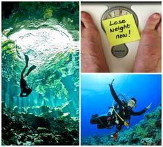 #Scuba #diving Es una excelente manera de mejorar la salud física y emocional. #Dive @ Greenwichdiving.com // #Scuba #diving is an excellent way to improve physical and emotional health. #Dive @greenwichdiving.com