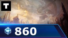 Heroes of the Storm 860 Murky - Battlefield of Eternity! Gameplay
