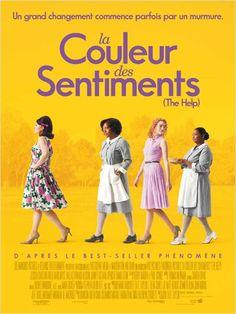 La Couleur des sentiments est un film dramatique américain écrit et réalisé par Tate Taylor, d'après le roman de Kathryn Stockett, mettant en scène Emma Stone, Viola Davis et Octavia Spencer.