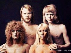ABBA was a Swedish pop group formed in Stockholm in comprising Agnetha Fältskog, Björn Ulvaeus, Benny Andersson, and Anni-Frid Lyngstad. Abba Mania, Musica Pop, Popular Music, Glam Rock, Pop Music, Blues Music, Music Stuff, Pop Group, Stockholm