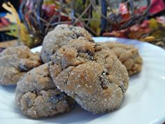 These Country Raisin Gingersnaps are my very favorite cookies of all time. I make lots and lots of cookies and […] Baked Pumpkin, Pumpkin Spice, Favorite Cookie Recipe, Favorite Recipes, Soft Ginger Cookies, Raisin Cookies, Sugar Cookies, Cookie Recipes, Dessert Recipes