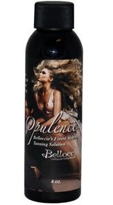 Opulence by Belloccio is a natural and flawless premium organic certified sun-safe selfless tanning solution.