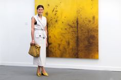 Our Favorite Street-Style Snaps From Preview Day at Frieze - Gallery - Style.com