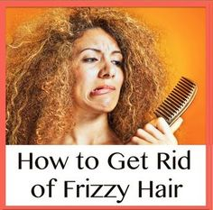 Top Fixes for Frizzy Hair- Naturally curly hair is prone to dryness because of the structure of the hair. The natural oils produced by the scalp of those with curly/kinky hair are not able to travel all the way down the hair shaft due to the twists and turns of the curls.