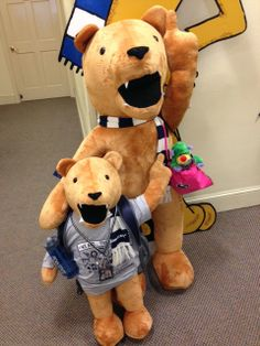 deeb3092688 Nittany Lion is ready for  THON! Are YOU   PennState Nittany Lion