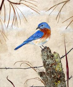 """Fence Post Acrylics 