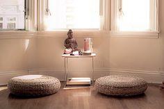 Yoga-y space. bend-y tunes - Music to the Ears of a Yogi, http://blog.freepeople.com/2012/07/music-ears-yogi/#