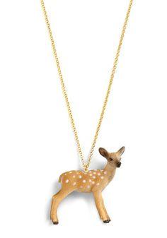 @Emilie Land Do G'raffy & Ellie need a new friend?? Deer.