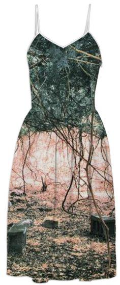 Brick Dress by terrestre