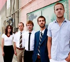 Imagine Dragons the good old band:)