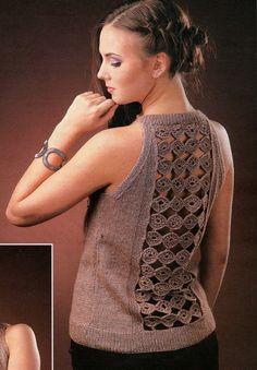 Вязание модно и просто - №17 - 2014