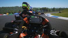 bsimracing Black Delta, Vr Camera, Racing Simulator, Kart Racing, Karting, Things That Bounce, Building