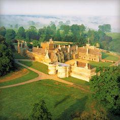 Rockingham Castle, Northamptonshire, England My wedding venue Medieval Houses, Medieval Castle, Rockingham Castle, Farm Holidays, William The Conqueror, Beautiful Castles, Historic Homes, Great Britain, Architecture