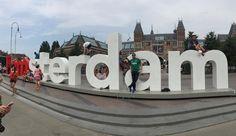 Aproveitando a conexão. Enjoying the flight connection. #amsterdam #amsterdã #netherlands #holanda #world #meandher #eueela #us #nós #trip #viagem #iamsterdam Gate, Clouds, Mansions, House Styles, Travel, Instagram, Holland, Viajes, Portal