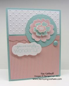 Stamping to Share: 10/31 Stampin' Up! Array of Sunshine & the Big Shot Offer is Extended!!