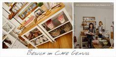 Ein Dekoherzal in den Bergen: BESUCH IM CAFE GENUSS Bergen, Shoe Cupboard, Shoe Closet