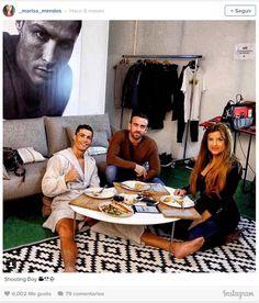 Foto Instagram: @_marisa_mendes      Marisa Mendes Reina Del Marketing Digital Deportivo