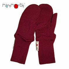 Manusi copii din cea mai fina lână merinos (6luni-5ani) Gloves, My Love, Winter, Fashion, Winter Time, Moda, Fashion Styles, Fashion Illustrations, Winter Fashion