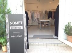 SS2016 Men & Women - NOMET SHOWROOM - Omotesando #nometshowroom