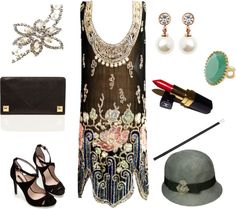 """""""Great Gatsby"""" by lineapelle on Polyvore"""