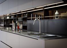 Kitchen CGI, HDRI Test on Behance