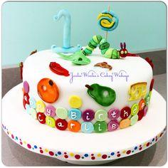 Hungry Pillar Cake  https://www.facebook.com/pages/Joolie-Woolies-Cakey-Wakeys/414325665283444