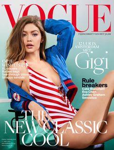Wonderlijk De 54 beste afbeeldingen van VOGUE Covers | Vogue, Vogue covers GK-92