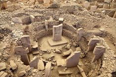 Turkey: Gobeklitepe to boost tourism in region Chicago University, Tourism Development, Archaeological Site, Historical Architecture, Ancient Aliens, Stone, Temples, Ankara, Places