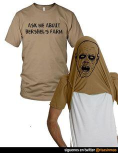 Camisetas originales: Zombie.