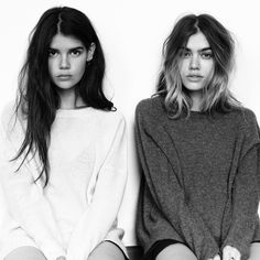 Thank you @yahoostyle-uk for featuring us on your '10 model sisters you should know about' list...