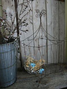 wire cage/cloche