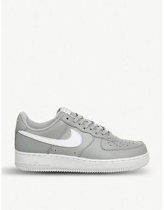 e54b16510a5 NIKE Air force 1 07 mesh sneakers